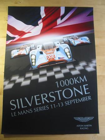 Non-F1 posters