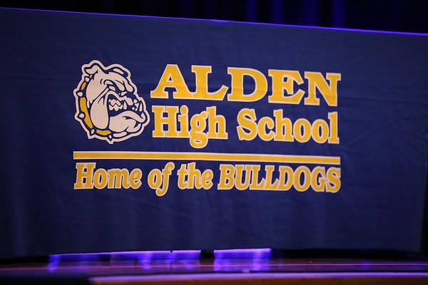 2017 Alden High School Graduation