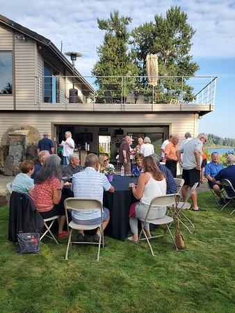 August Dinner Gathering - August 18