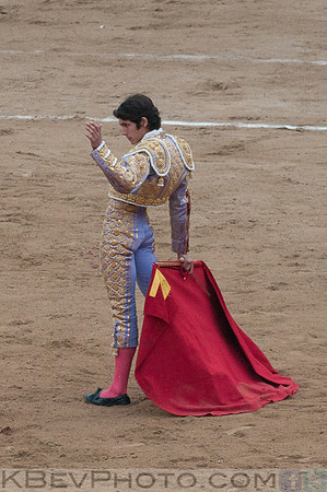 Barcelona Bullfight (Jul 11)