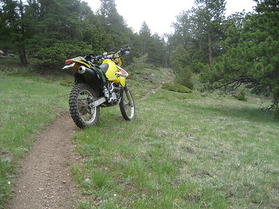 Switzerland Trail / gross Resevoir 2006 --->