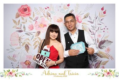 Adrian & Tricia 9 Feb 2020 Photobooth Album