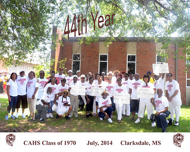 CAHS 2014     Class of 1970