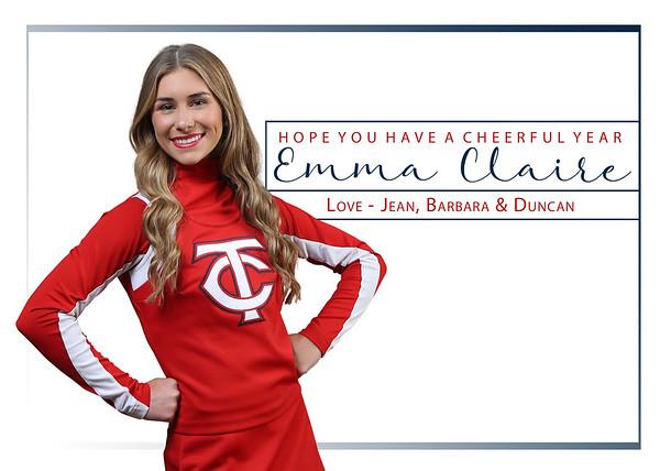 Emma Claire McMath 2018