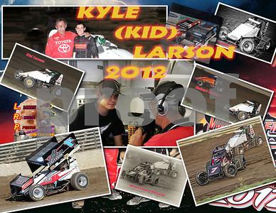 Kyle Larson-2012