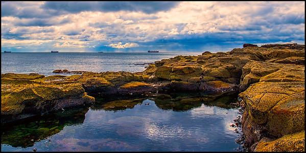 005 - Cullercoats, Northumberland Coast, UK – 2016.