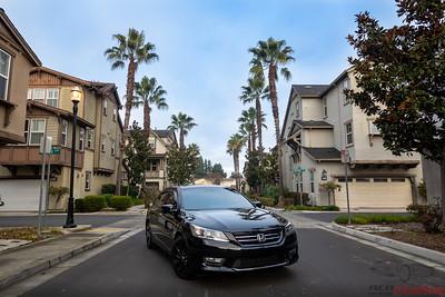 2013 Honda Accord - Full Wrap PPF and CQuartz Finest Reserve