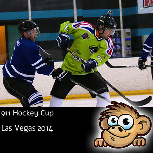 2014-10-10 911 Hockey Cup - Las Vegas