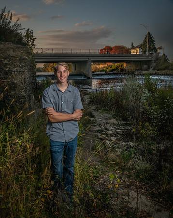 Tyler Kaalberg Sr Photos Oct 2020