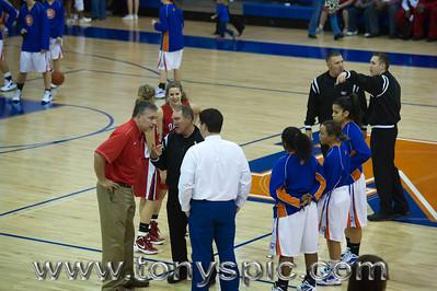Lady Bruins Vs Dalton 13 Dec 2011