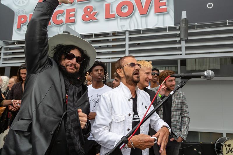 2019_07_07, Birthday, CA, Capitol Records, Los Angeles, Ringo, Ringo Starr, Names, Don Was