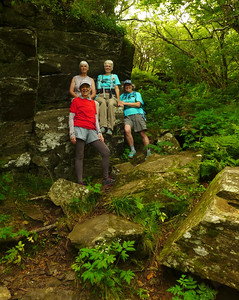 MTS from Craggy to Walker Knob