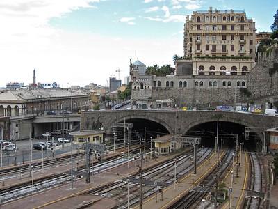 2010-10 Bordighera to Genova