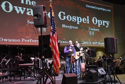 Owasso Gospel Opry January 2017