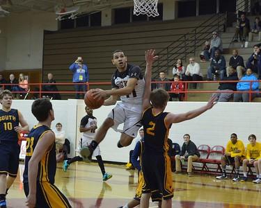 Port Huron_Grosse Pointe South Boys Basketball