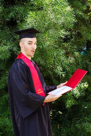 Andrew's CSU Graduation 2014