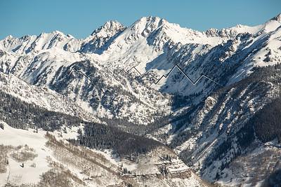 West Partner Peak, Gore Range, CO