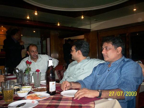 SXHS'84 Meet on 27Jul2009