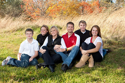 The Petersen Family - 2009