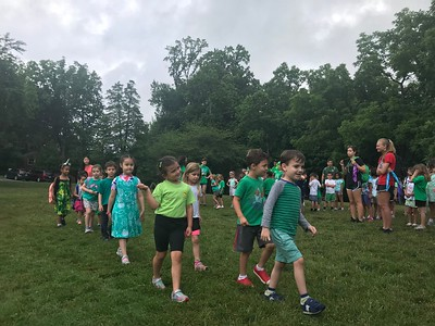 Camp Greenway 2019