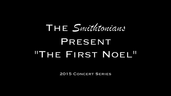 2015 Christmas: The First Noel
