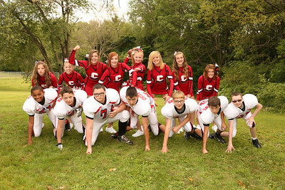 2014 Football and Cheer