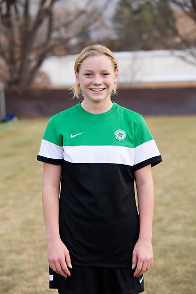 2016 Soccer Profile Photos