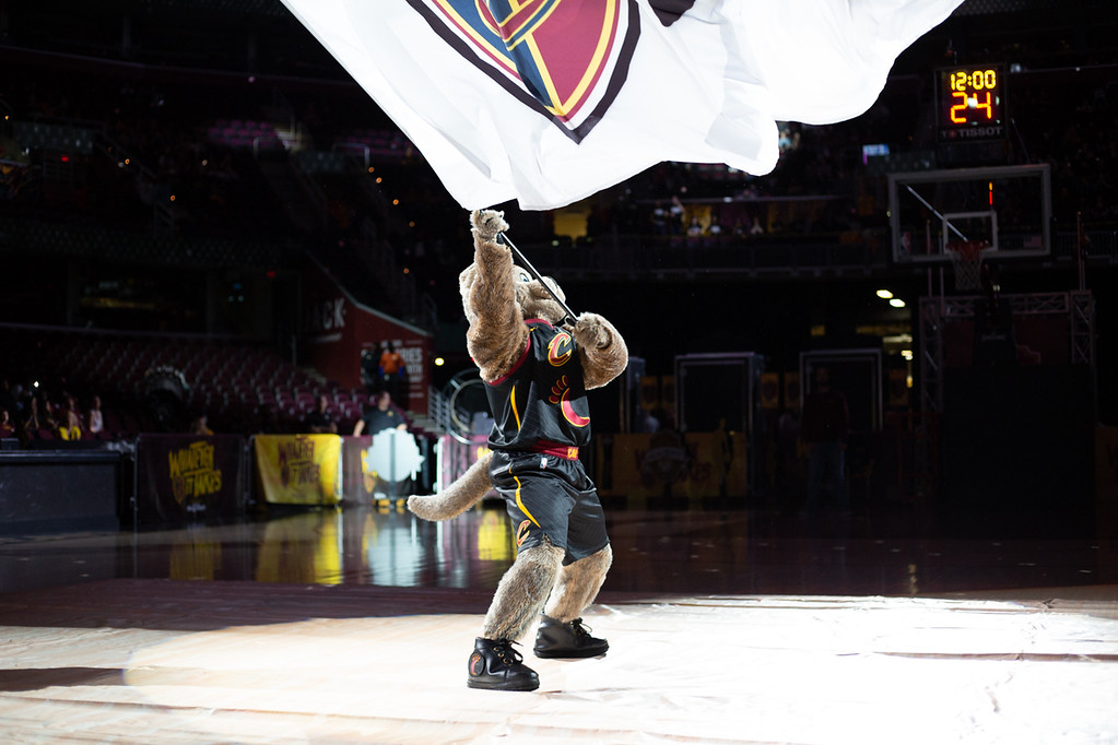 . Michael Johnson - The News-Herald Moondog at the Q on May 23, 2018.