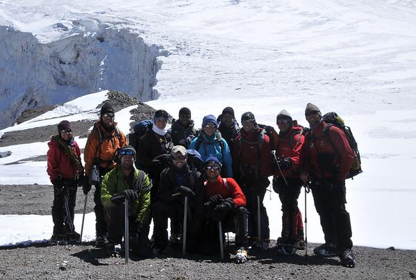 Aconcagua January 2011