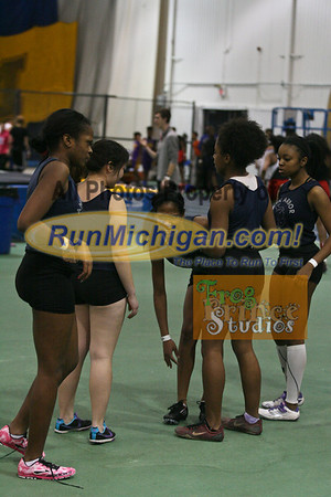 B&G 4x200 - January 23 MITS Meet at UM