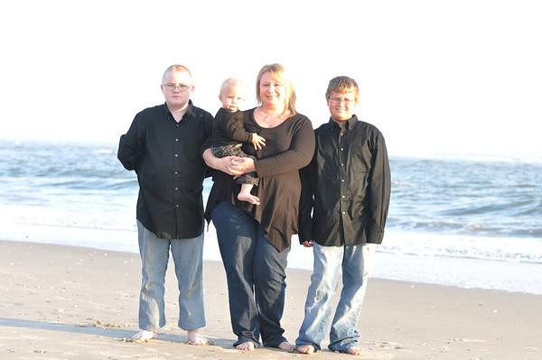 Holden Beach Family Photos