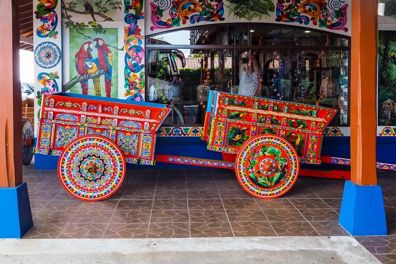 Ox Cart Factory & Souvenirs