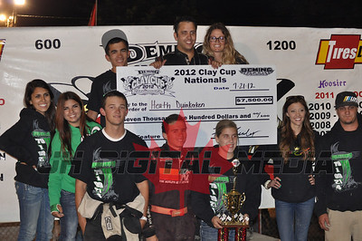 2012 Clay Cup Nationals Nite 3