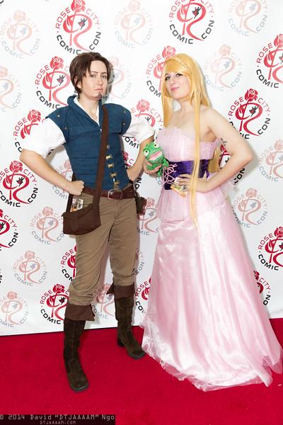 Rose City Comic Con 2014 - Sunday