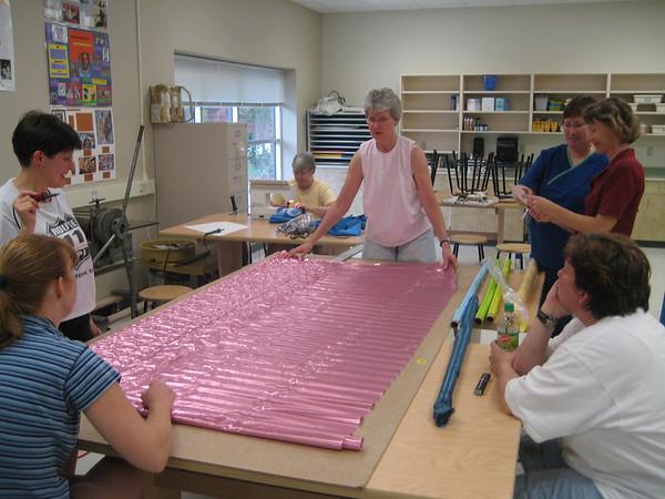 2007-06-26: Summer Practice