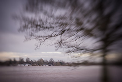 The River Severn in Flood  - Part 2