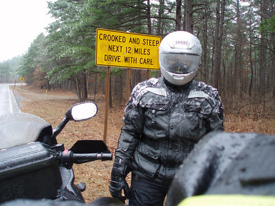 ARKANSAS / MISSOURI RIDE DECEMBER 2008