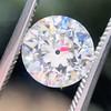 2.08ct Old European Cut Diamond GIA J VVS2 10