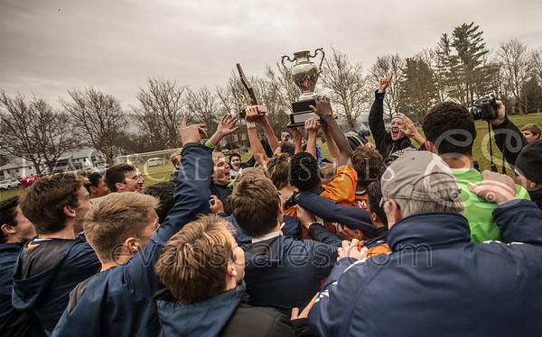 Mustangs Boys' Varsity Soccer | NEPSAC Championship Game
