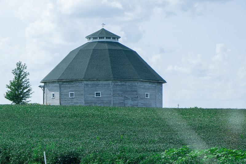 Illinois Round Barn