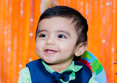 Avyaan 1st Birthday