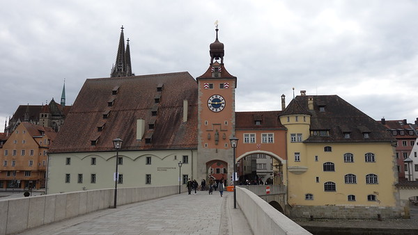 2021 Regensburg & Romantic Road