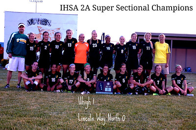 Super Sectional Championship - Lincoln Way North