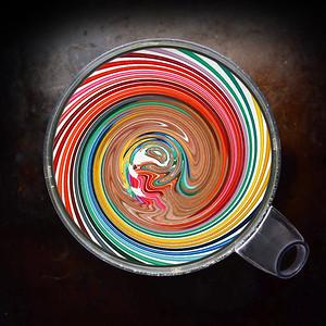 "Cabin Fever Reliever - ""Around the House"", 1 mono & 1 colour"