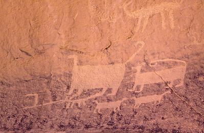 Chaco Canyon - Bonito Pueblo