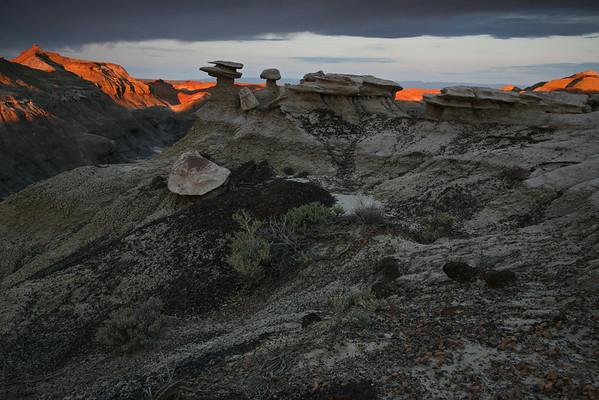 San Juan Basin NM.  May 2013