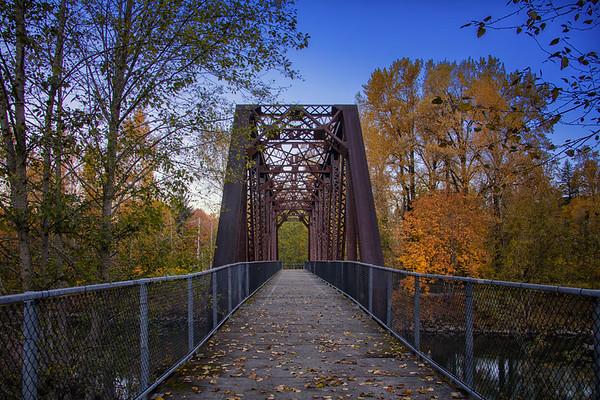 Bridges and Trestles