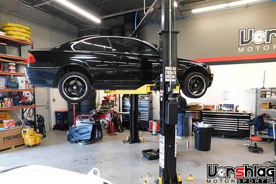 2003 BMW 325Ci Black