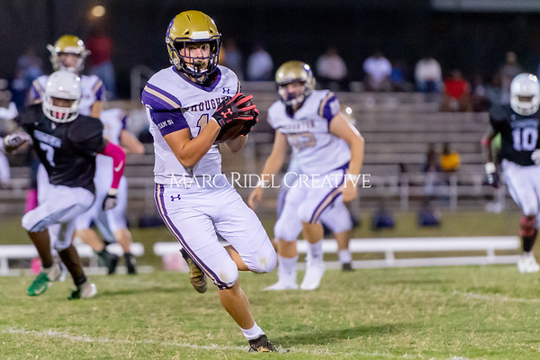 Broughton Varsity football at Southeast Raleigh. October 4, 2019. D4S_5213