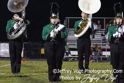 10-05-2012 Damascus HS Marching Band, Photos by Jeffrey Vogt Photography